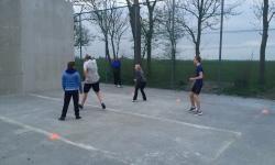 One Wall Handball clinic 21-04-2015